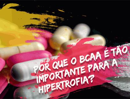 PORQUE BCAA E TAO IMPORTANTE ?