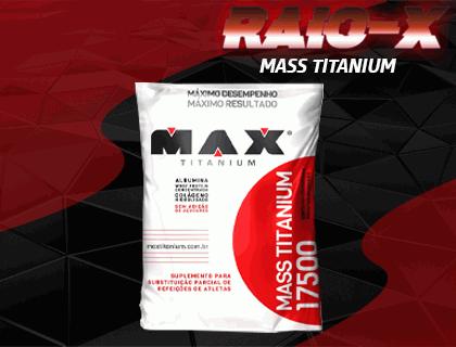 RAIO X MASS TITANIUM