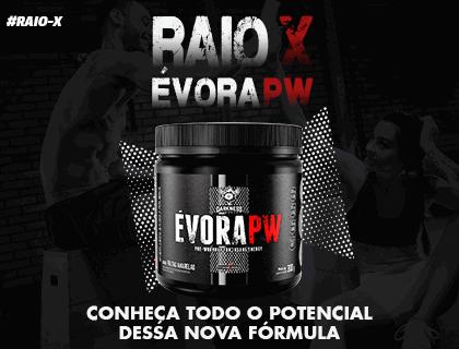 RAIO X - EVORA O QUE É