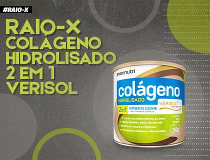 RAIO X COLAGENO HIDROLISADO 2X1