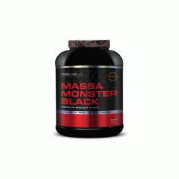 Massa Monster Black (3kg)