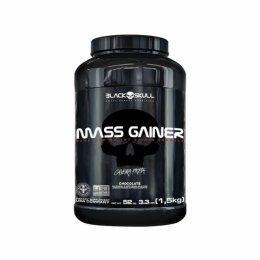 Mass Gainer (1,5kg) - Black Skull - Chocolate