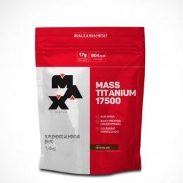 MASS TITANIUM 17500 REFIL - CHOCHOLATE