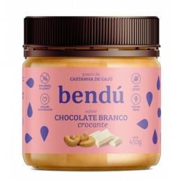 Pasta de Amendoim - Chocolate Branco