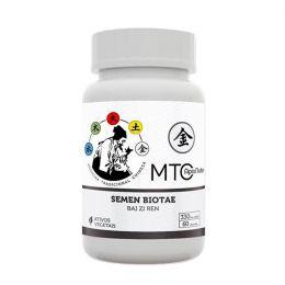 Semen Biotae 330mg (60 caps) - BAI ZI REN - Linha MTC